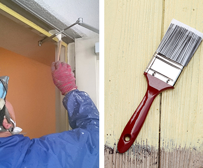 塗装サービス